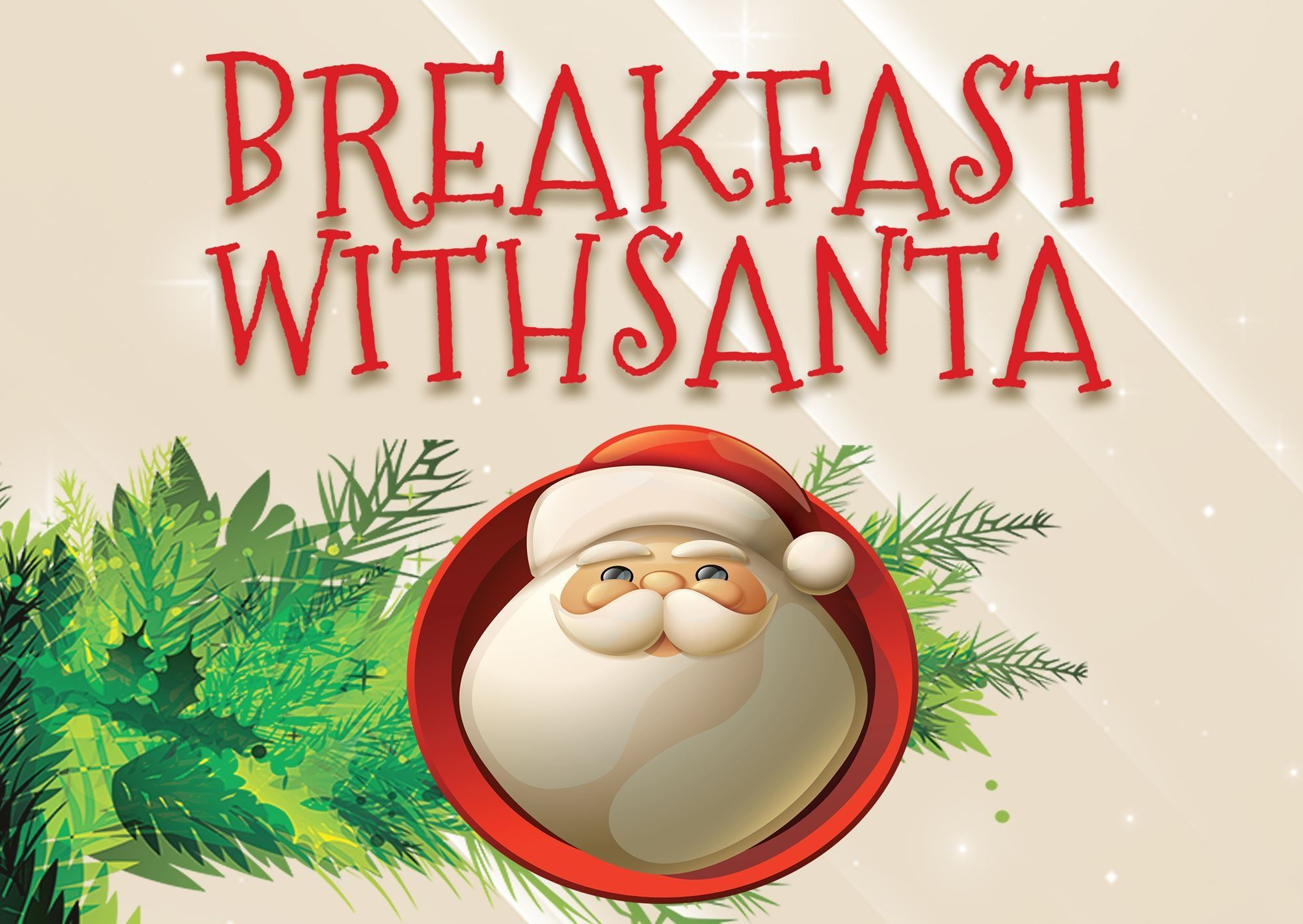 Breakfast with Santa (image)