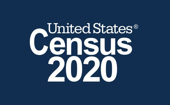 text united states census 2020