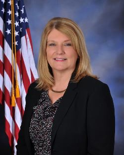 Picture of  Executive Secretary Margie Wells