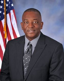 Picture of Commissioner Morris West